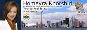 Homeyra Khorshid-Toronto