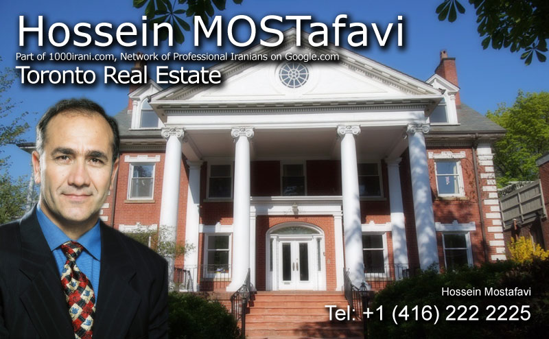 Hossein Mostafavi-Toronto