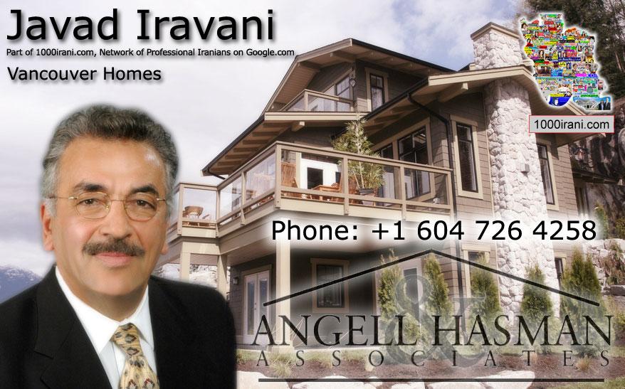 Javad Iravani-Vancouver