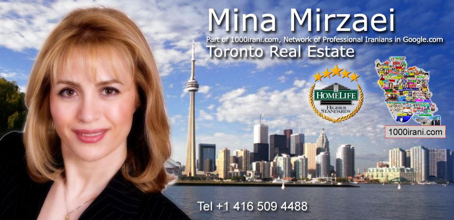 Mina Mirzaei-Toronto