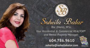 Soheila Balar-Vancouver