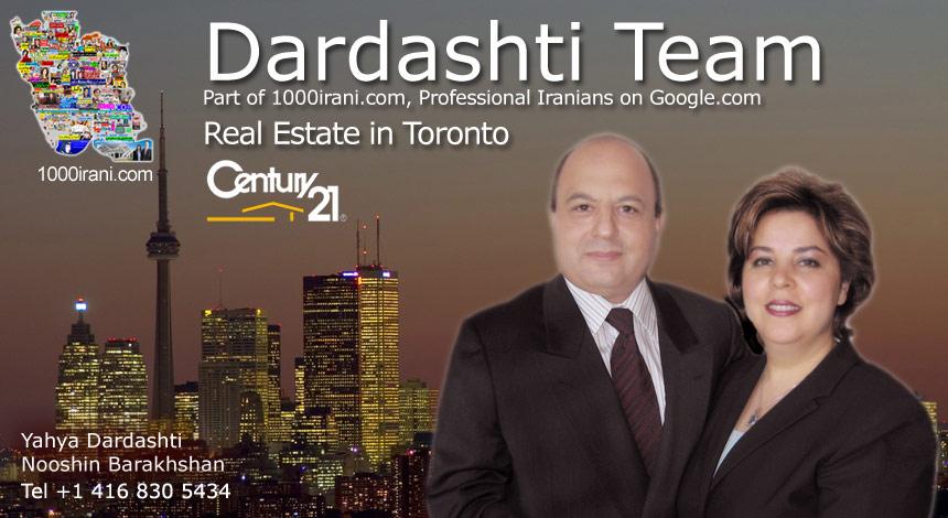 Yahya Dardeshti-Toronto