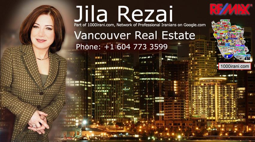 jila Rezai-Vancouver